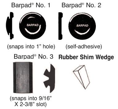 Barkow Barpads image 1.
