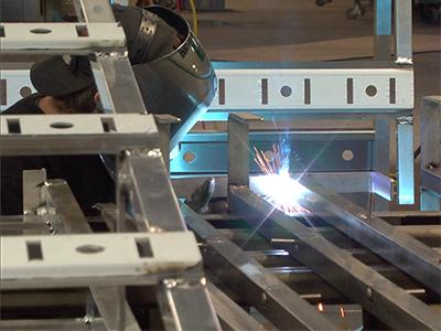 Handcrafted welding image 1.